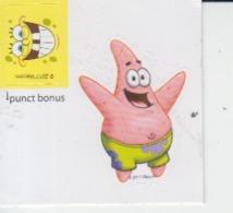 Sticker - Spongebob SquarePants - Patrick Star - Stephen Hillenburg - BD Comics Cartoons - 42/42 Mm - Stickers