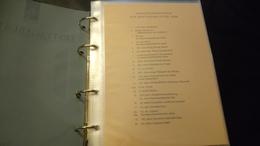 F0991 ALBUM PREMIERS JOURS RFA 1998 EN DOUBLE EXEMPLAIRES BELLE COTE POIDS 1.210KG DÉPART 10€ - Sellos
