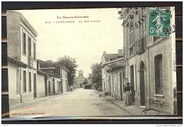 SAINT SIMON LA RUE LONGUE BUREAU DE POSTE - France