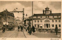 LITHUANIA - Memel Rorsenbrucke - Lituania