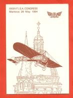 AEREI- MANTOVA-F.I.S.A. CONGRESS-ESPOSIZIONI - 1919-1938: Fra Le Due Guerre