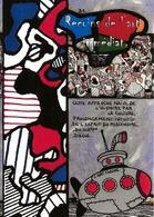 CPM Dubuffet Jihel Tirage Signé Numéroté En 30 Exemplaires Art Brut Sous Marin Philosophie - Philosophie & Pensées