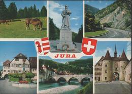 Jura - St. Ursanne, Le Rangier, Multiview - Photo: Perrochet - JU Jura