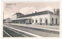 Leopolsburg - Statie 1952  (Geanimeerd) - Leopoldsburg