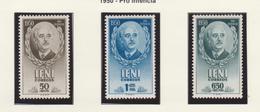 IFNI 1950 PRO INFANCIA EDIFIL. NR. 68/70**MNH - Ifni
