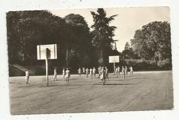 Cp, école , Pensionnat Du SACRE COEUR , Terrain De Sports , Ed. Michel , Vierge , 86 , POITIERS - Schools