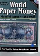 Catalogue World Paper Money 1368-1960 état Neuf - Libri & Software