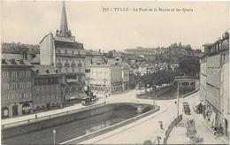 CPA DE TULLE,19,DANS LES ANNEES 1919 - Tulle