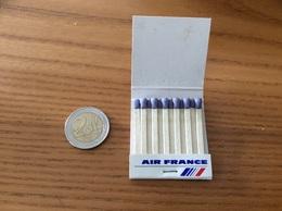 """Pochette D'allumettes *x SEITA """"AIR FRANCE - Réservation"""" (compagnie Aérienne) - Boites D'allumettes"""