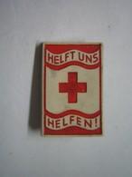 Winterhilfswerk (WHW), Deutsches Rotes Kreuz(DRK), Rotkreuztag 1935,  Tieste 52002 - 1939-45