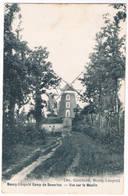 Bourg-Léopold - Vue Sur Le Moulin 19..  (Geanimeerd) - Leopoldsburg