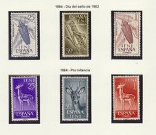 IFNI 1964 AÑO COMPLETO **MNH - Ifni