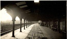 RPPC   LACKAWANNA DEPOT SCRANTON  TRAIN RAILWAY     INDIA  INDIEN - Ferrocarril