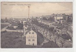 Lausanne - Epinette Fleurettes - 1910       (P-165-41229) - VD Vaud