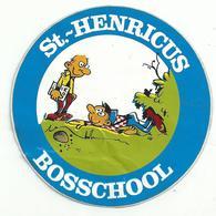 Sticker - St.- HENRICUS - BOSSCHOOL - Stickers