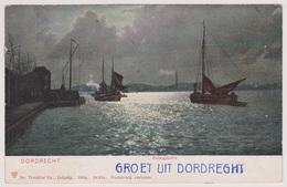 Dordrecht - Riviergezicht - 1908 - Dordrecht
