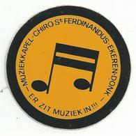 Sticker - Muziekkapel - Chiro St.Ferdinandus - EKEREN DONK - Stickers