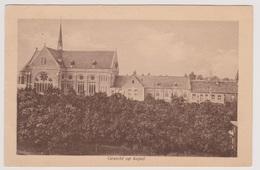 Etten - Pensionaat St. Joseph Gezicht Op Kapel - Holanda