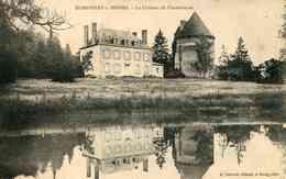 DOMPIERRE-SUR-BESBRE - Le Château De Chambonnet - France