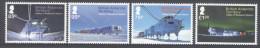 BRITISH ANTARCTIC TERRITORY ,2013,MNH, RESEARCH STATION,HALLEY VI RESEARCH STATION, 4v - Research Stations