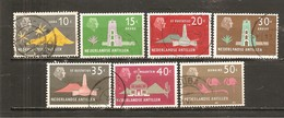 Antillas Holandesas  Yvert  265, 266/67, 269-71 (usado) (o) (267 Defectuoso) - Curazao, Antillas Holandesas, Aruba