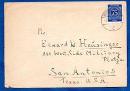 Enveloppe   / Pour San Antonio - [6] Democratic Republic