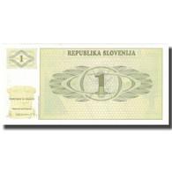 Billet, Slovénie, 1 (Tolar), 1990, 1990, KM:1a, NEUF - Slovénie