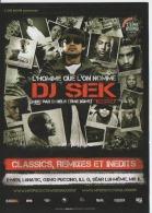 Music - DJ Sek, Kessey, DJ Nels, Musicians - Classiq Hall - Dj Mars - Postcard Ticket, Voucher - Musique Et Musiciens