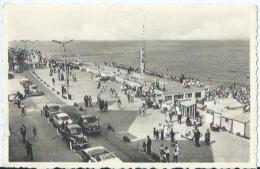 Knokke-Zoute - Panorama Des Bains - Panorama Der Baden - Ern. Thill, Bruxelles No 114 - 1958 - Knokke