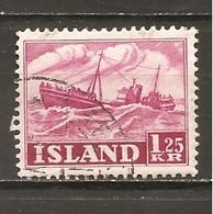 Islandia Nº Yvert 230 (usado) (o) - 1944-... República