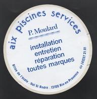 AIX PISCINES SERVICES 13100 AIX EN PROVENCE - AUTOCOLLANT REF: 147 - Stickers