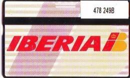 Telefoonkaart  LANDIS&GYR NEDERLAND * RCZ.478   249b * IBERIA * TK * ONGEBRUIKT * MINT - Nederland