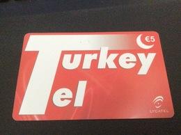 Turkey  Tel  5 € -  - Little Printed  - Used Condition - Deutschland