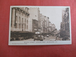 Australia > Victoria (VIC) >   Melbourne      Bourke Street    Ref 3010 - Melbourne