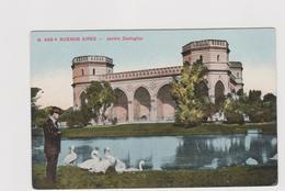 Buenos Aires, Jardin Zoologico, Argentina - F.p. - Anni '1910 - Argentine