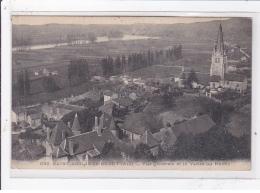 SAINT-SORLIN-en-BUGEY : Vue Generale Et La Vallée Du Rhone - Tres Bon Etat - France