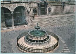 Perugia - Fontana Maggiore E Cattedrale - Perugia
