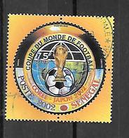 TIMBRE OBLITERE DU SENEGAL DE 2002 N° MICHEL 1990 - Senegal (1960-...)