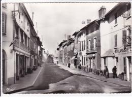 St-TRIVIER-de-COURTES : Grande Rue - Tres Bon Etat - Francia