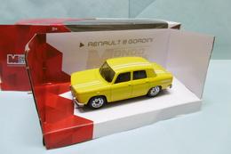 Mondo Motors - RENAULT R8 GORDINI Jaune - VINTAGE NBO 1/43 - Cars & 4-wheels