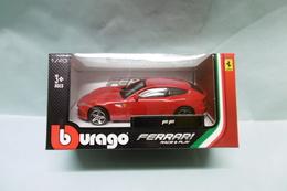 Bburago - FERRARI FF Rouge Burago Neuf NBO 1/43 - Burago