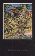 Frühlingslandschaft (nach Einem Gemälde Von Cuno Amiet) / Druck, Entnommen Aus Zeitschrift / 1930 - Books, Magazines, Comics
