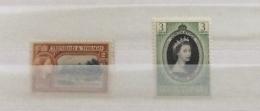 Trinidad & Tobago  1953 Sg 279, 280 281-3 Sets MNH - Trinidad En Tobago (...-1961)