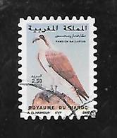 TIMBRE OBLITERE DU MAROC DE 2005 N° MICHEL 1482 - Morocco (1956-...)