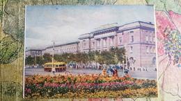 Russia Vc Ukraine. Donetsk. DNR, Mine Institute 1961 Trolley Bus - Ukraine