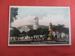 RPPC Lombia Ocana Plaza De 29 De Mayo   Ref 3010 - Colombia