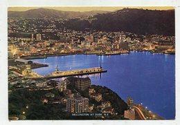 NEW ZEALAND - AK 328538 Wellington At Dusk - Nouvelle-Zélande