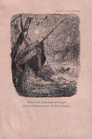 Meister Der Zeichnung:Strandgut (nach Einer Lithographie Von Alfred Kubin) / Druck, Entnommen Aus Zeitschrift / 1930 - Books, Magazines, Comics