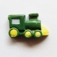 Fève Perso Train Locomotive Boulangerie Fischer Luxembourg  Jouet De Notre Enfance - Animals