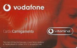 Loading Mobilcard Vodafone (Vitamina) - Portugal - Portugal